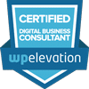 WPElevation Certified Digital Business Consultant image
